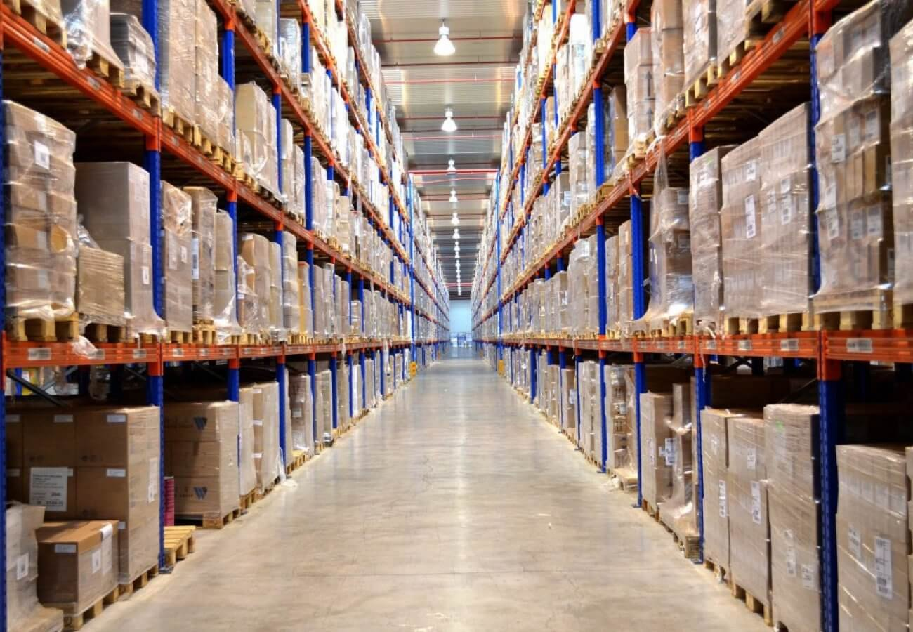 Deposit warehouse
